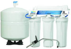 Hydropure water systems
